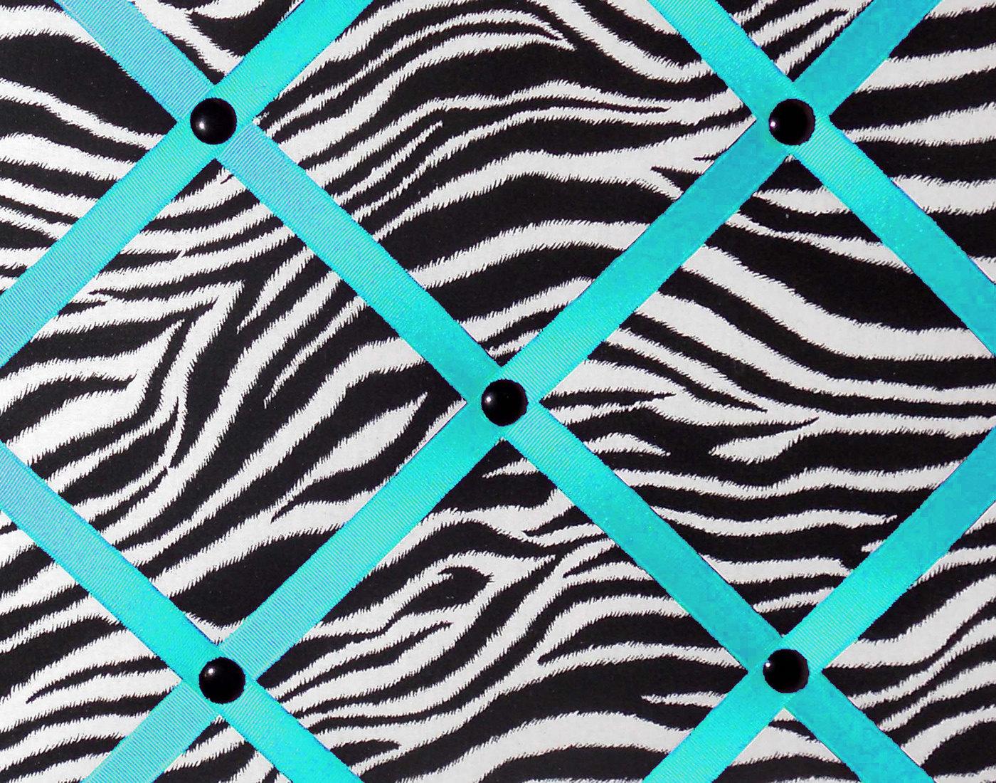 blue zebra print wallpaper - photo #17