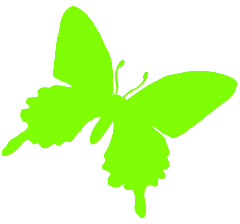 Free Butterfly Clipart Images Cliparts Co
