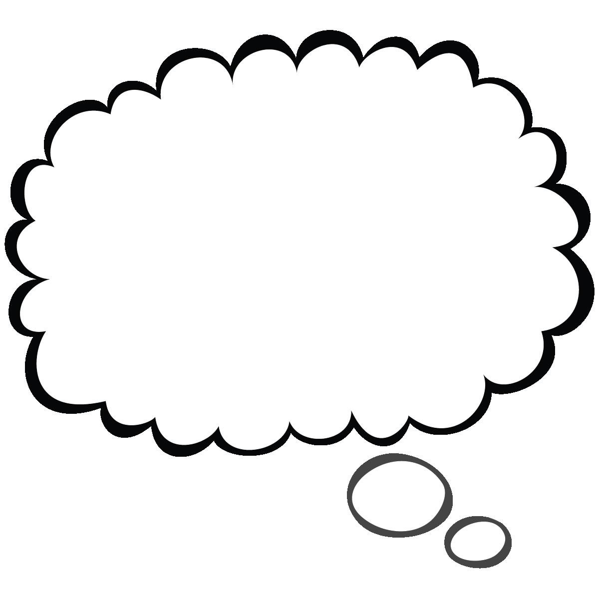 Free Clip Art Word Bubbles