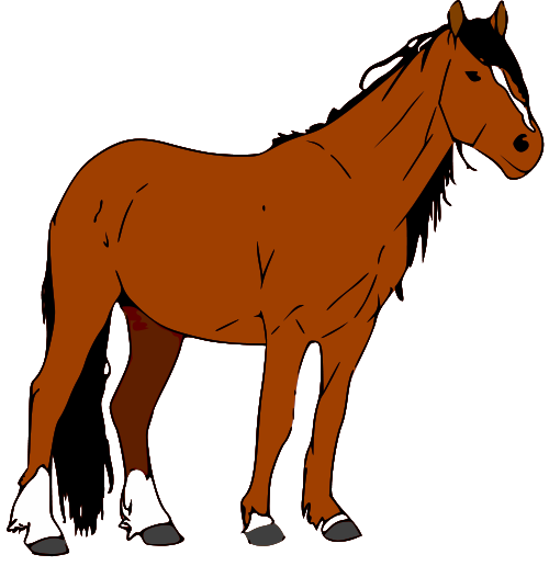 Free Clipart Horse - ClipArt Best