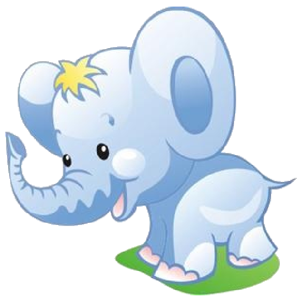 Baby Elephant Cartoon Pictures - Cliparts.co