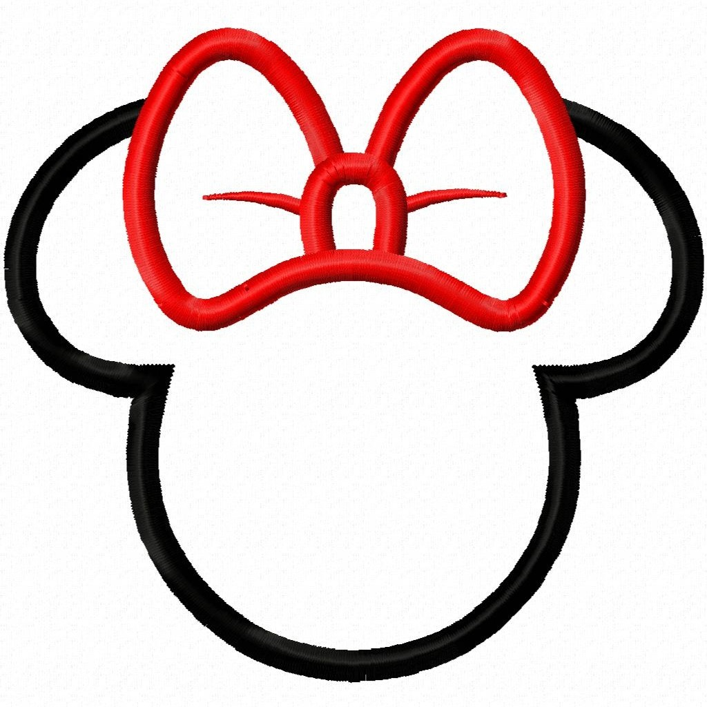 mickey ears coloring pages - photo#8