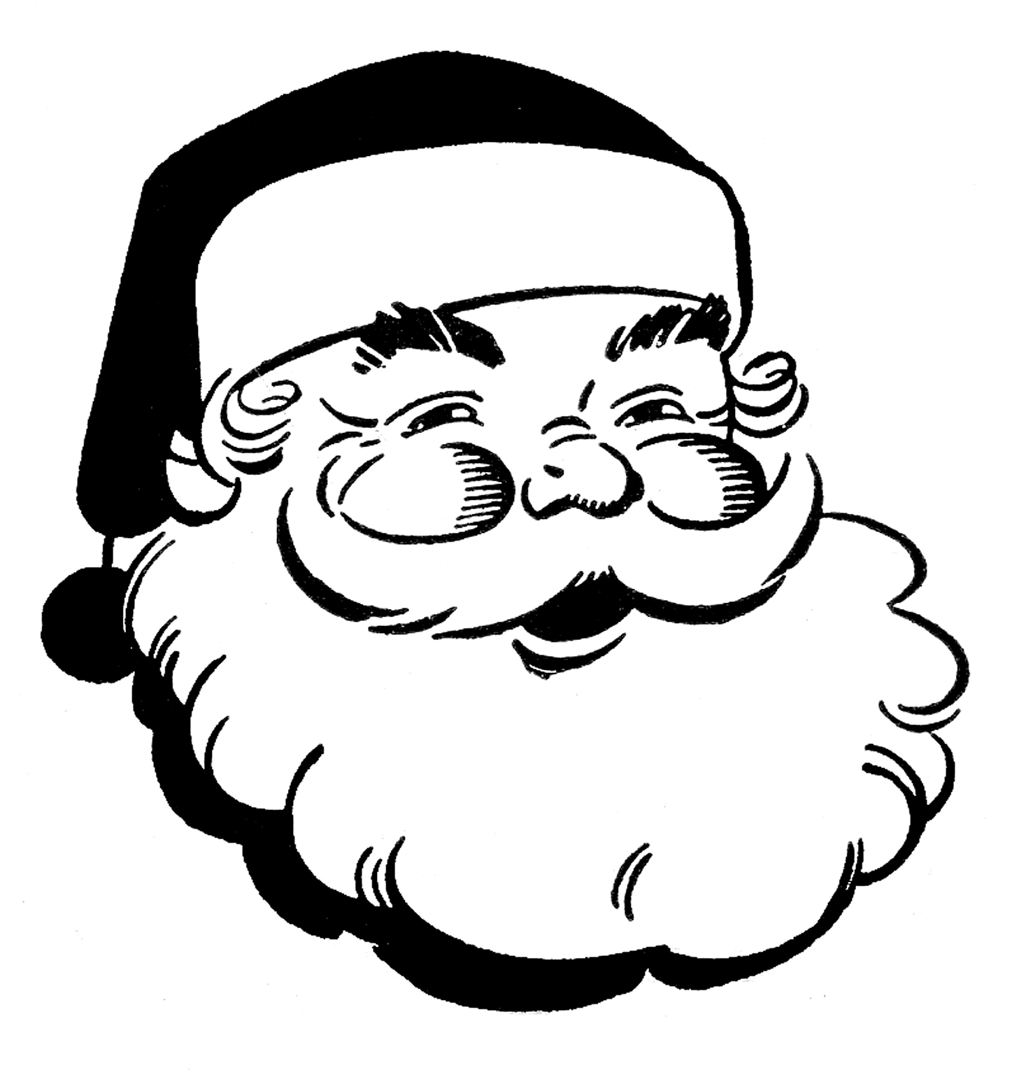 Father Christmas Pictures Clipart - www.yuyellowpages.net