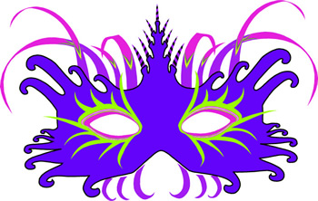 Masquerade Mask Clipart - Cliparts.co