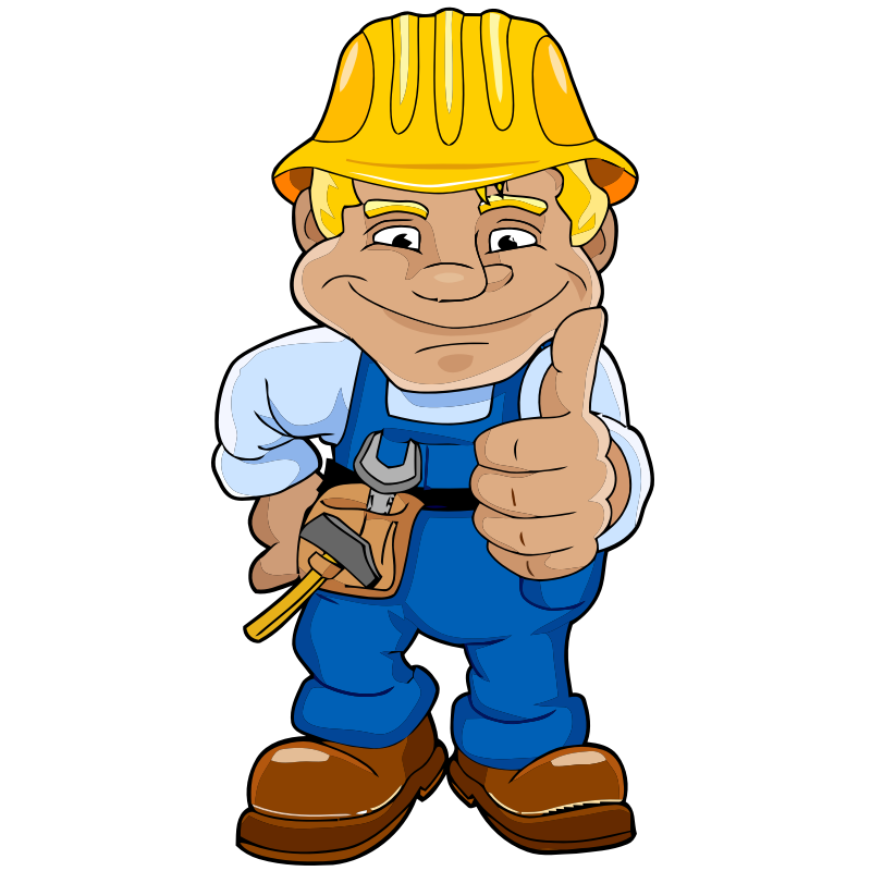 Free Clip Art Construction Worker - Cliparts.co