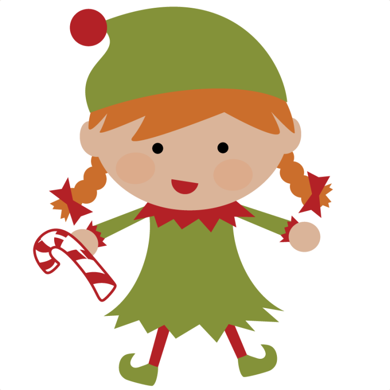 Christmas Elves Images - Cliparts.co