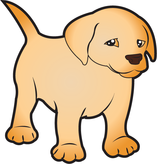Cartoon Puppy Clipart - Cliparts.co