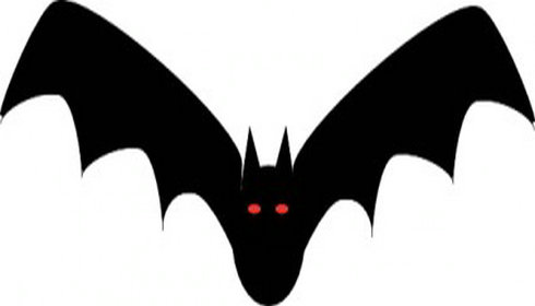 Bat Clip Art | Free Vector Download - Graphics,Material,EPS,Ai ...