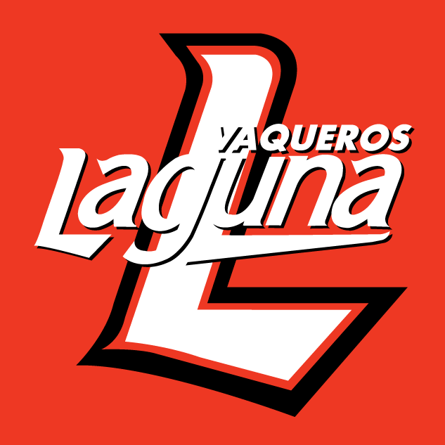 Laguna Vaqueros Alternate Logo - Liga Mexicana de Béisbol (LMB ...