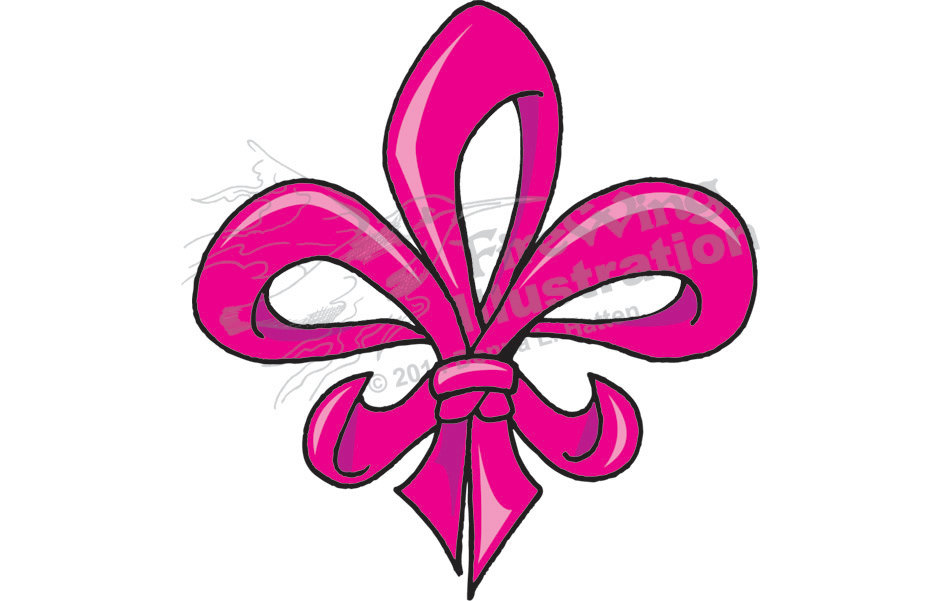 Bsa Fleur De Lis Clip Art - Cliparts.co