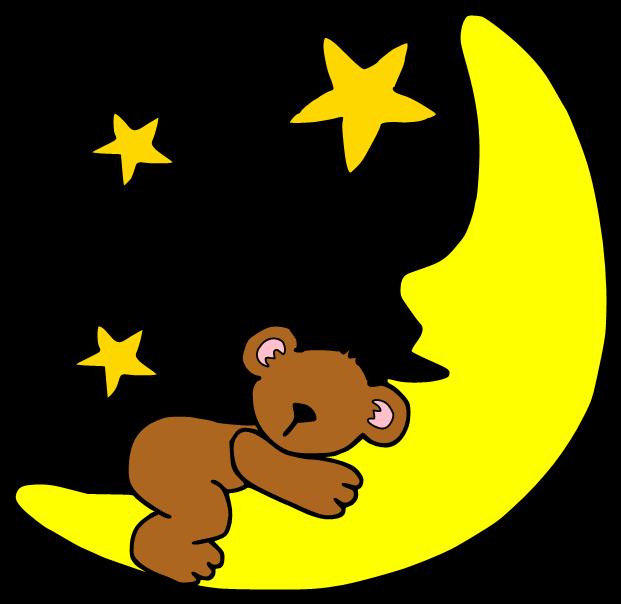 Sleeping Baby Cartoon - Cliparts.co
