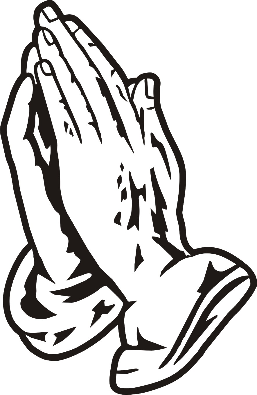 Clip Art Praying Hands Clip Art free clipart praying hands cliparts co printable best