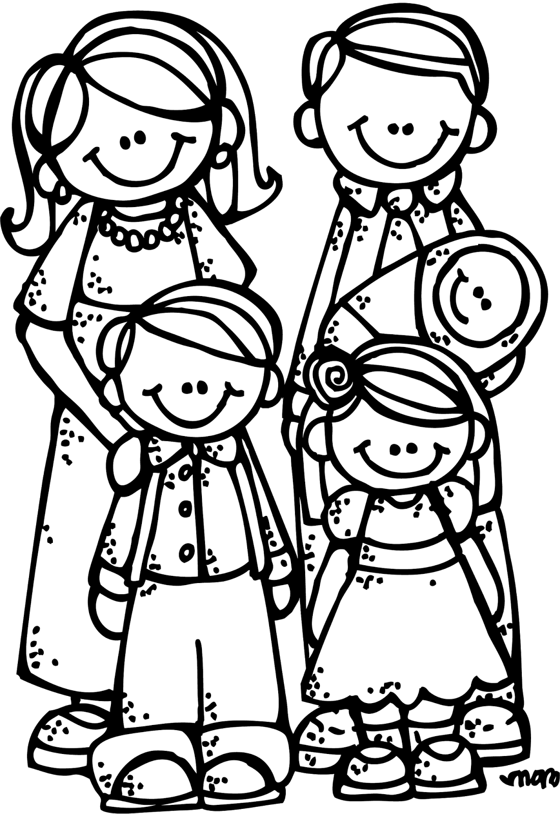 Family Clip Art - Cliparts.co