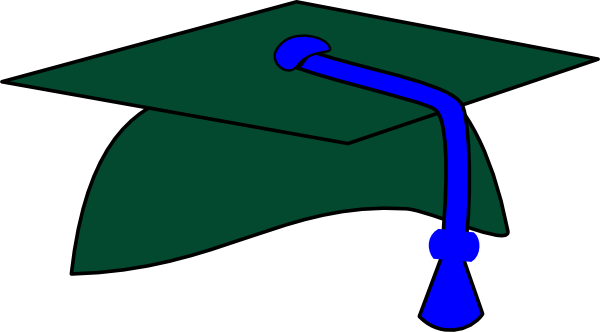 Picture Of Graduation Cap And Tassel - Cliparts.co