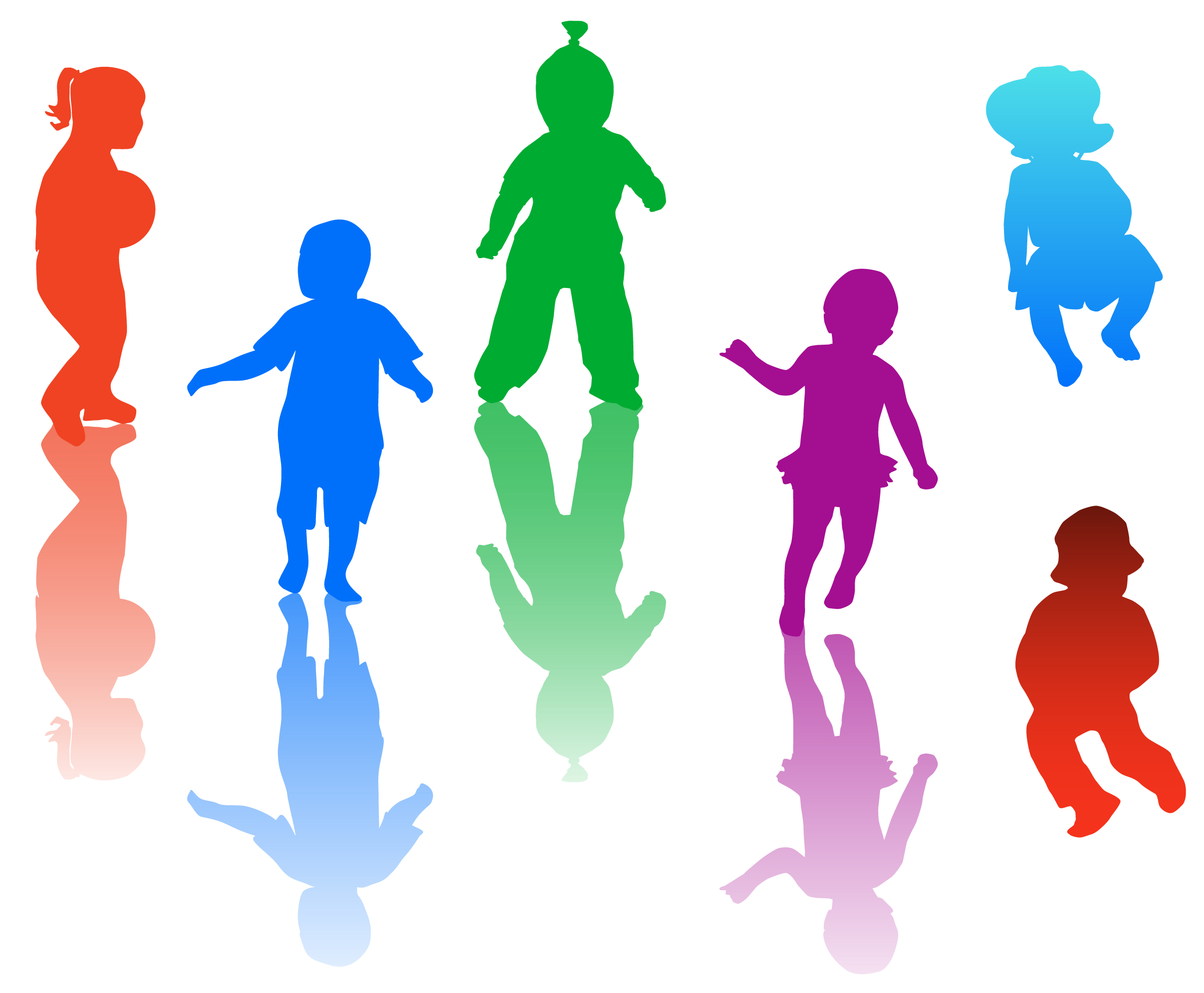 Children Playing Clipart - Cliparts.co