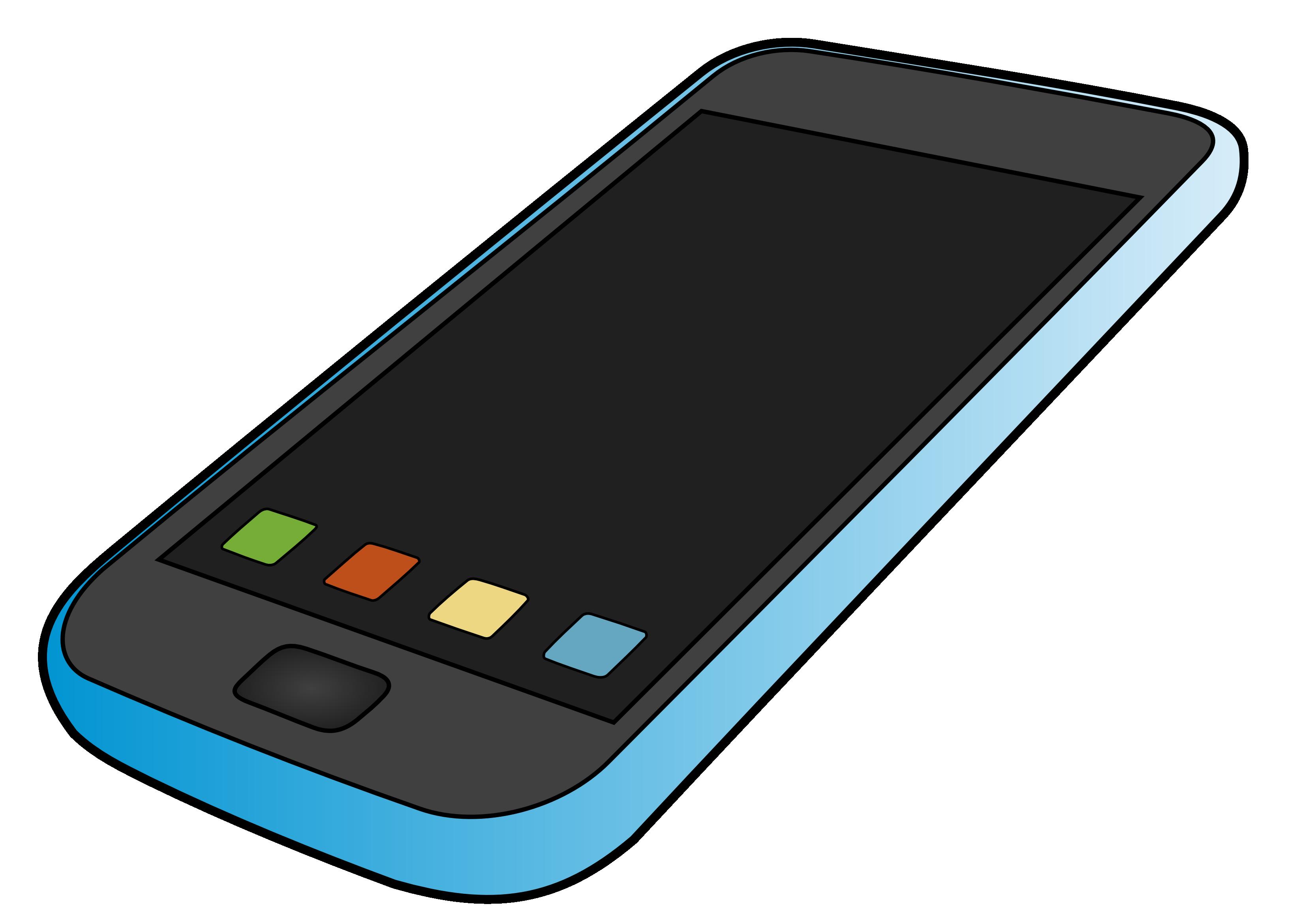 Iphone Clip Art - Cliparts.co