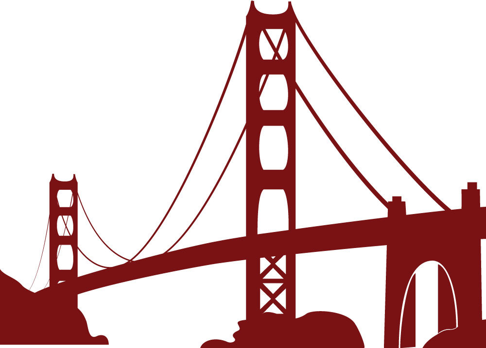 san francisco decal Archives | Dana Decals