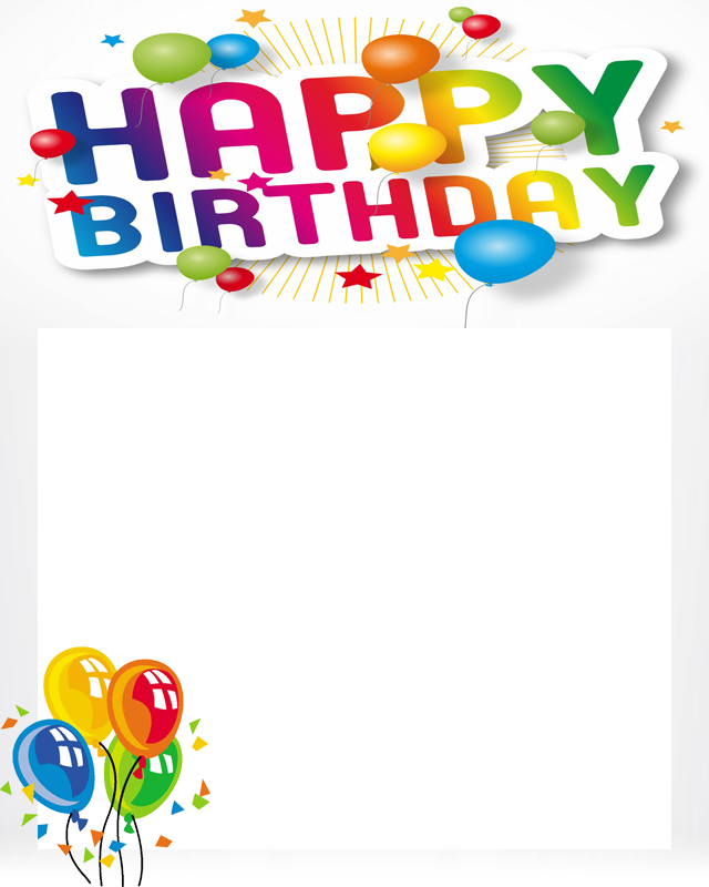 Free Birthday cards and frames with your photo  VipTalisman