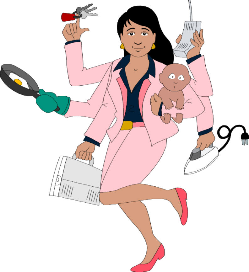 It's just a picture of Adaptable Wonder Woman Clip Art