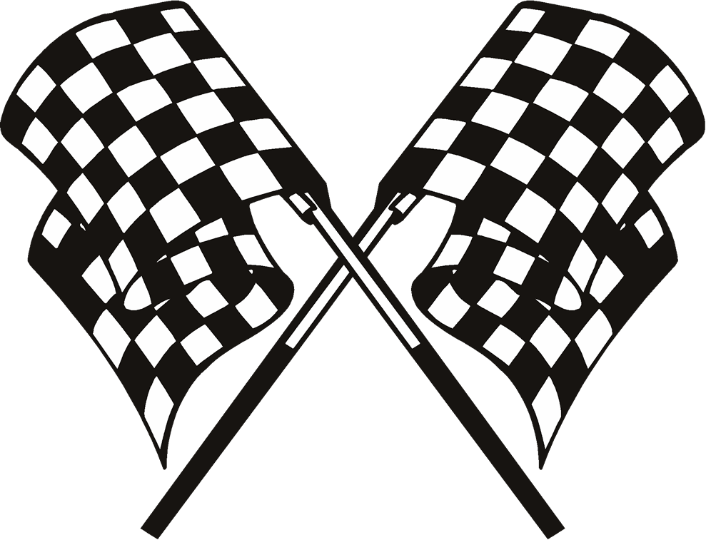 Checkered Flag Font - Cliparts.co