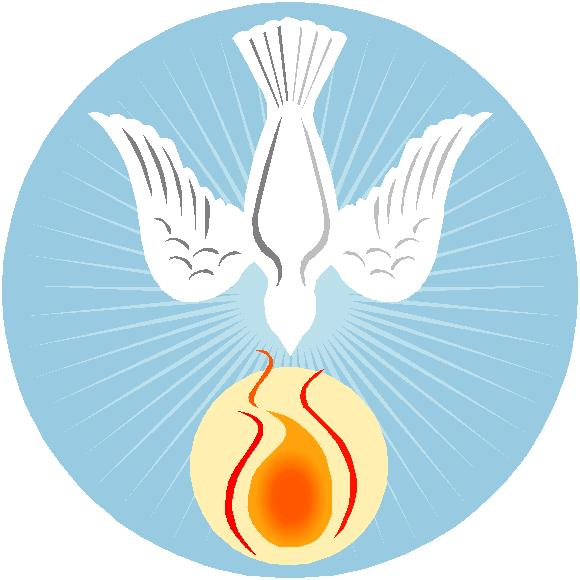 Holy Spirit Symbols - Cliparts.co