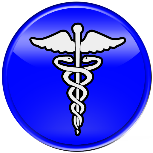 R Symbol Caduceus Medical Symbo...