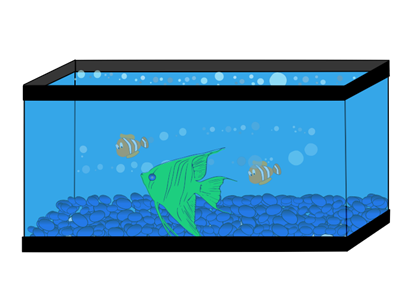 Illustration cartoon empty fish tank pic clipart best for Empty fish tank