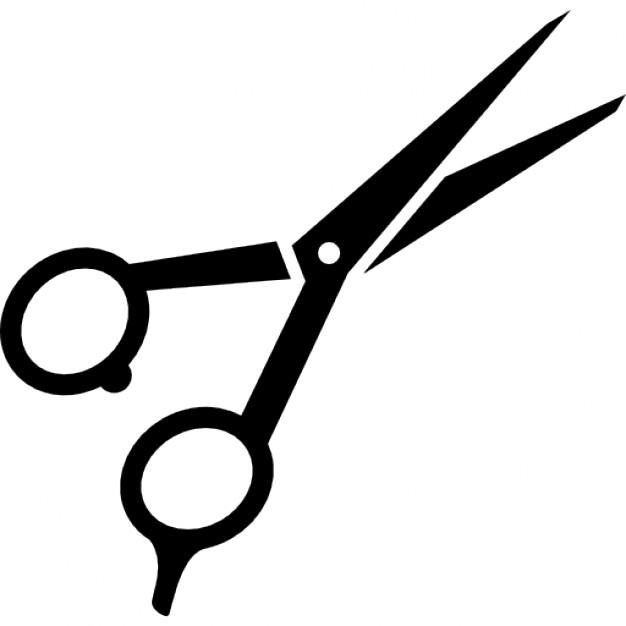 Hair scissors art