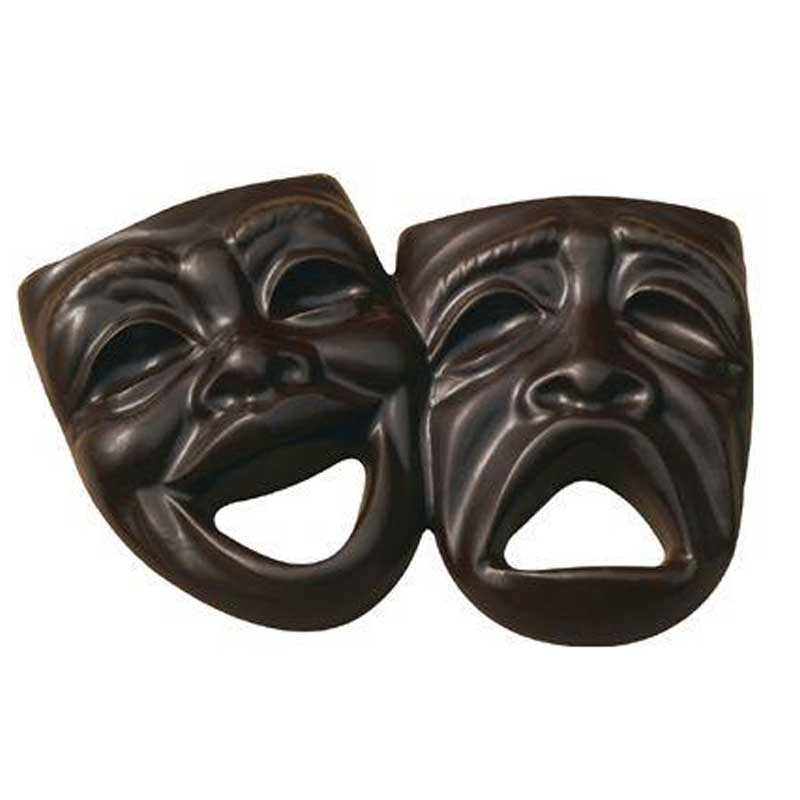 Comedy And Tragedy Masks Images   Auto Design Tech
