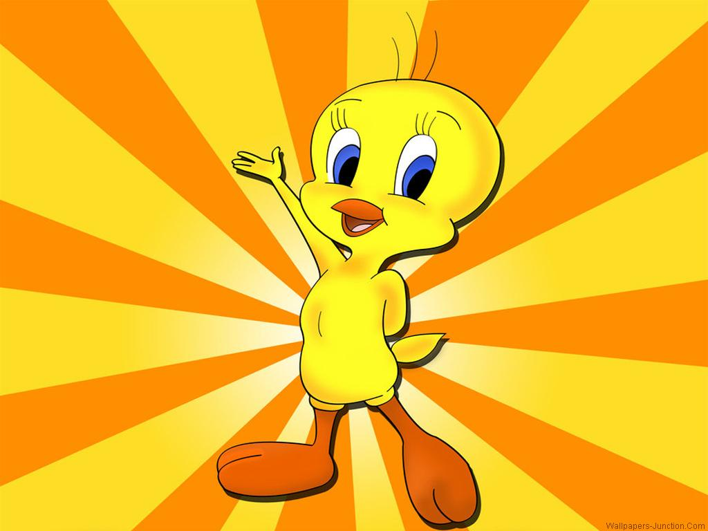 Tweety Bird Cartoons - Cliparts.co