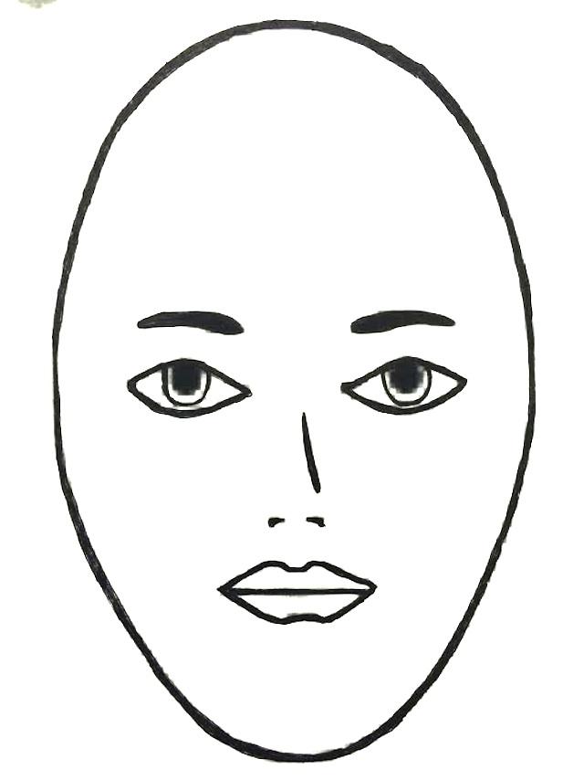 Straight Face Clip Art - Cliparts.co