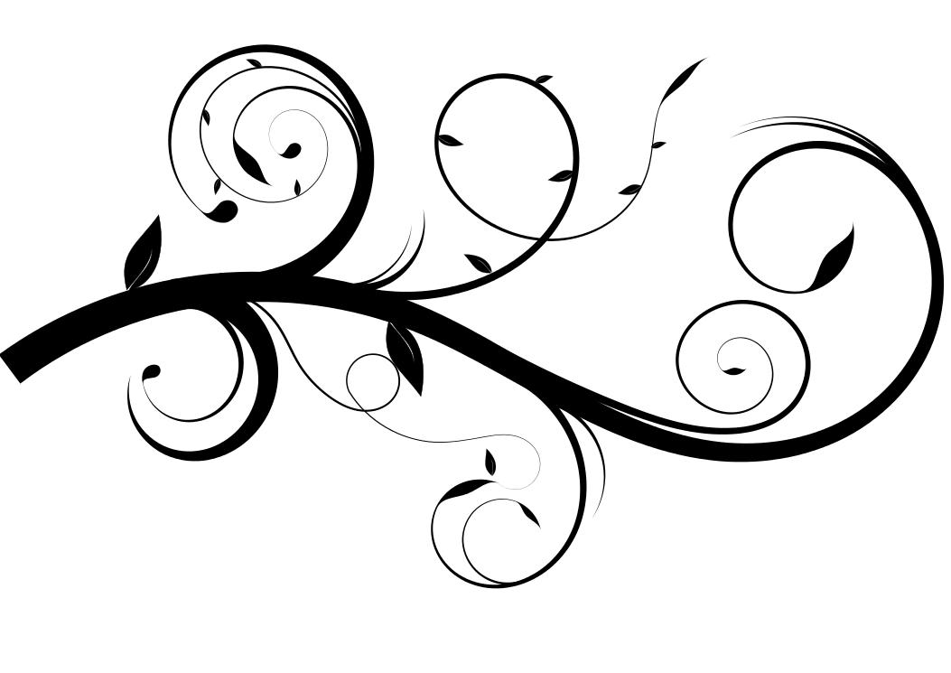free vector clipart flourishes - photo #37