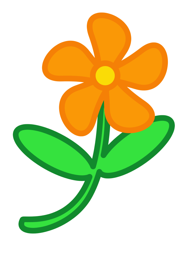 Flower Peterm 01 Clipart, vector clip art online, royalty free ...