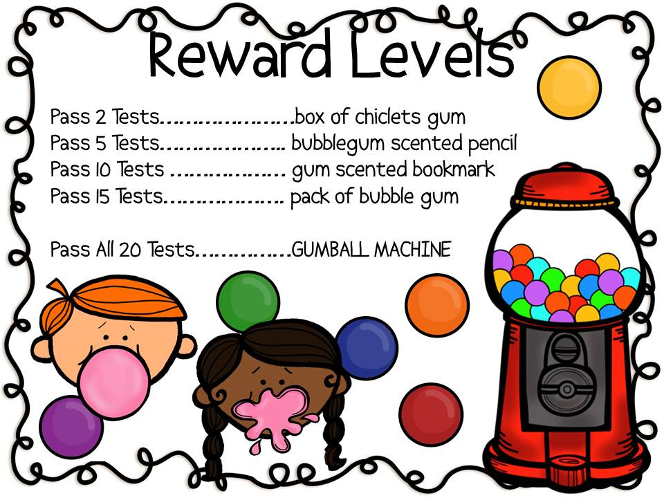 Gumball Multiplication ~ Learning those Facts ...