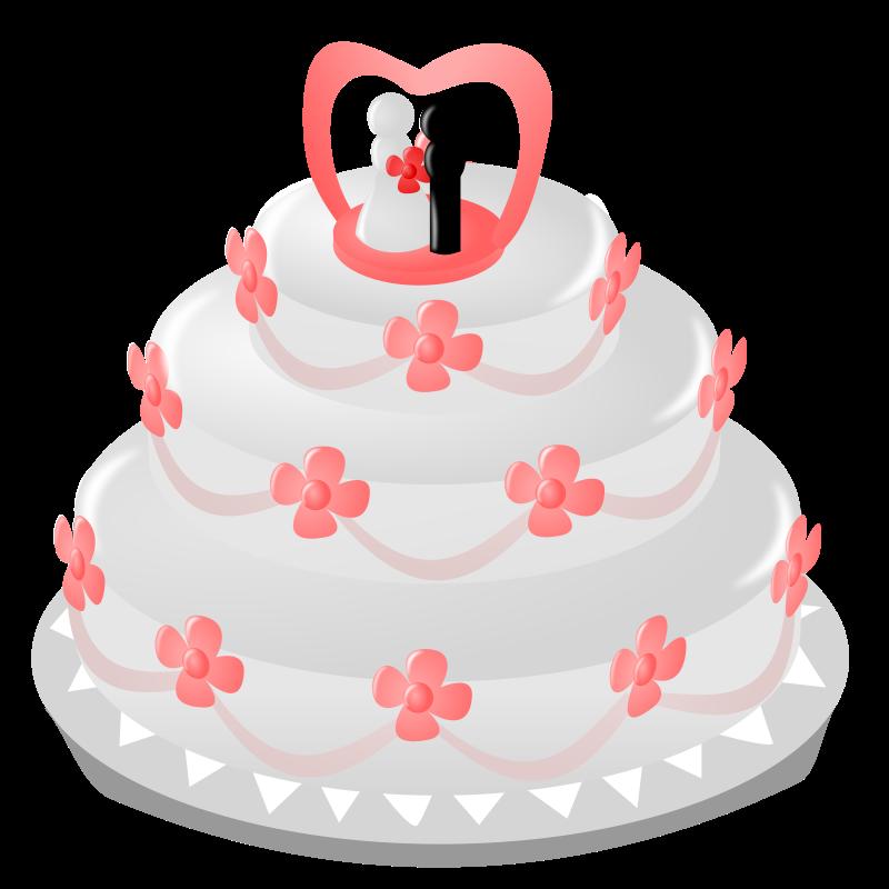 Cake Art Co : Wedding Cake Clip Art - Cliparts.co