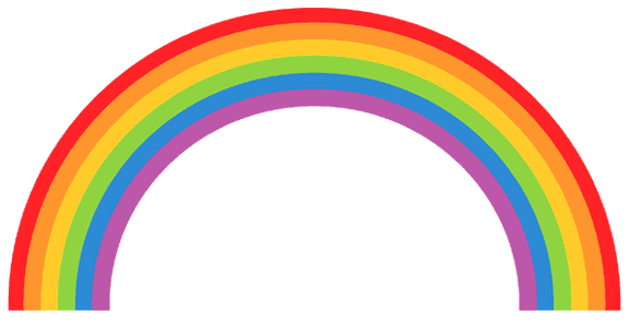 Free Rainbow Clipart - Public Domain Rainbow clip art, images and ...