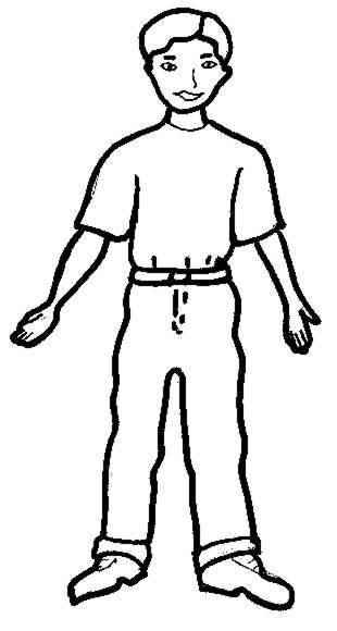 Body Clip Art - Clipar...