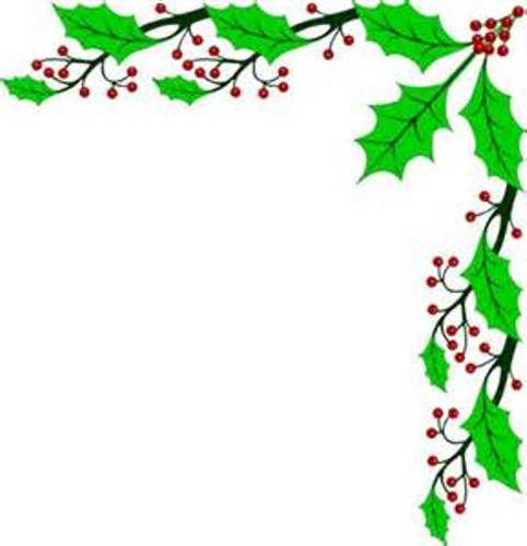 Christmas Clipart Borders Free | Clipart Panda - Free Clipart Images