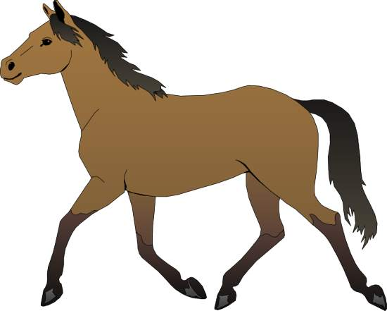 horses gallery clipart rh worldartsme com horse clipart free download mustang horse clipart images