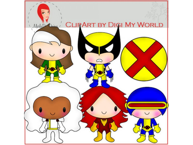 Men Clip Art by Digi My World - Digi My World - Artists