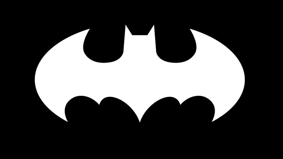 batman logo clip art template - photo #12