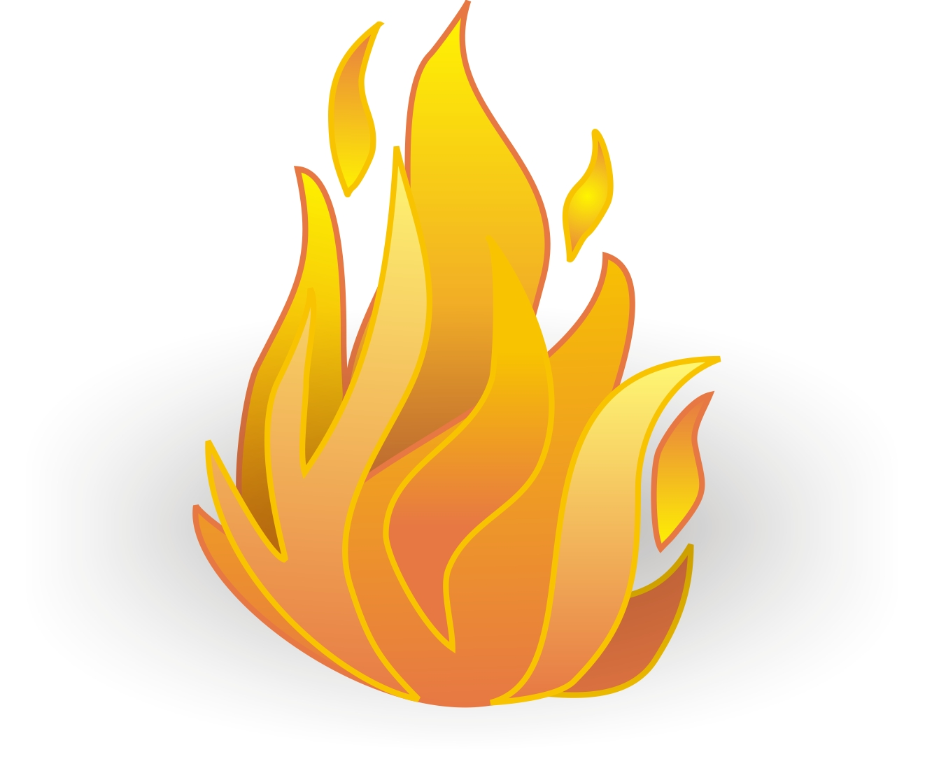 Fire Flames Png - ClipArt Best - Cliparts.co