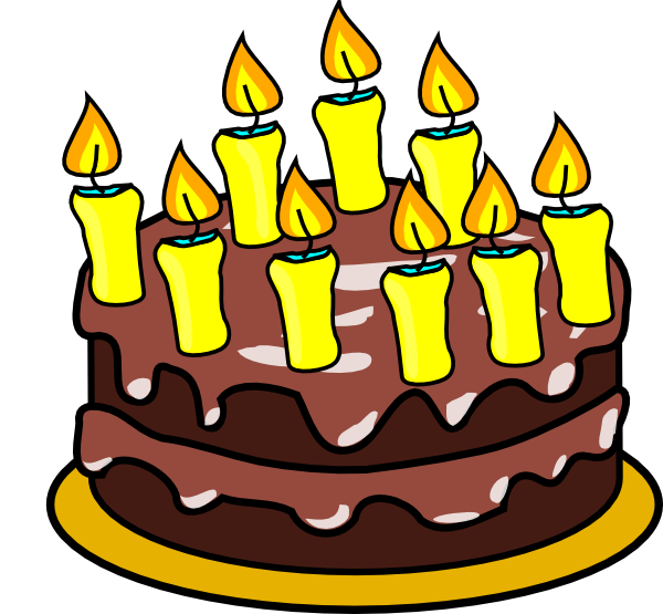 Birthday Cake Clip Art | Free Internet Pictures