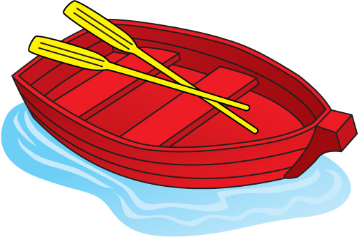 free clip art rowboat - photo #5