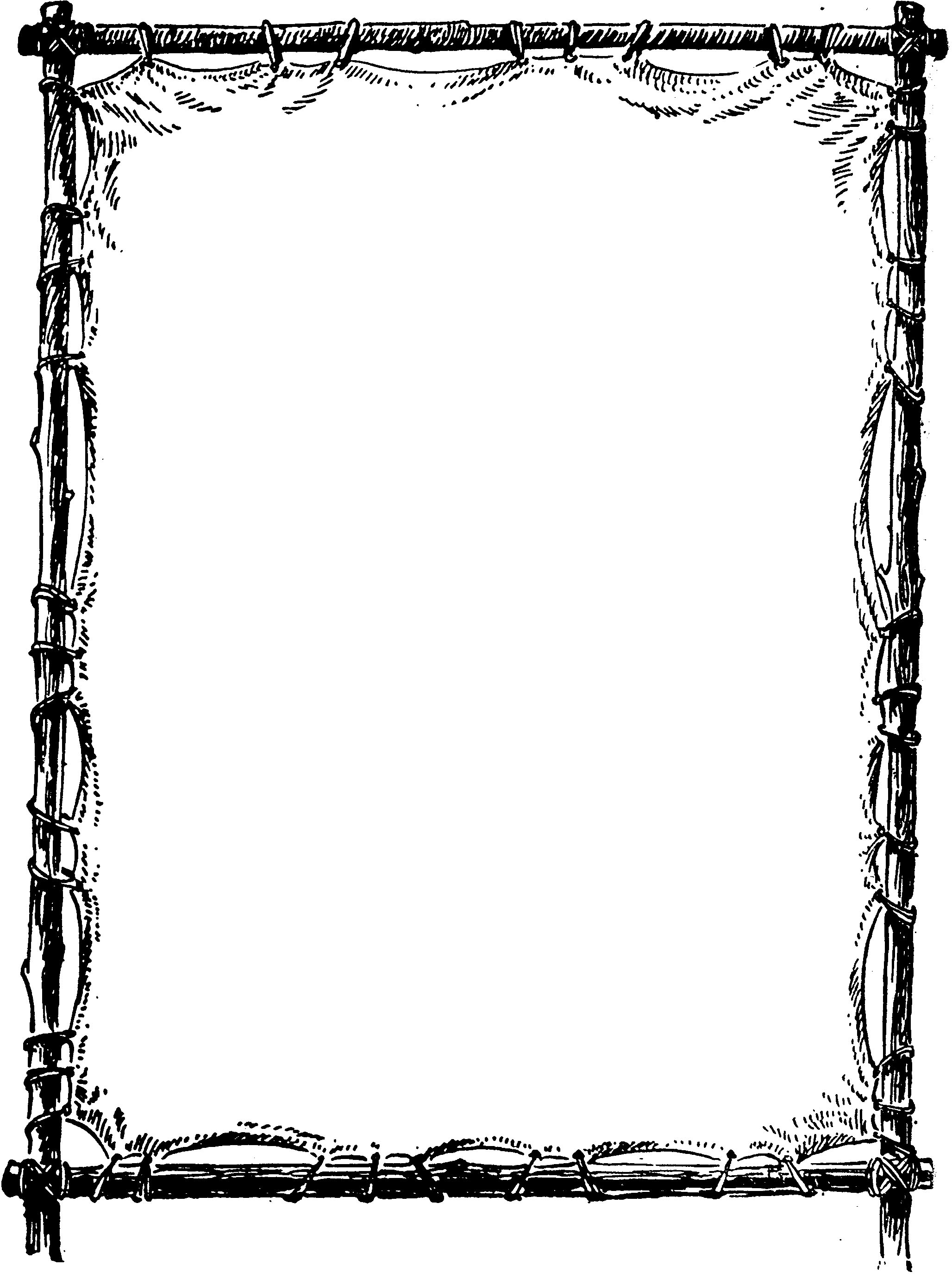 Page Border Clipart - Cliparts.co