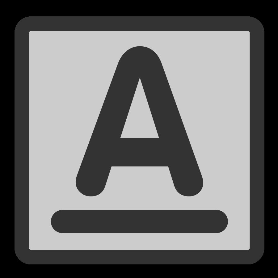 Online Text Clipart