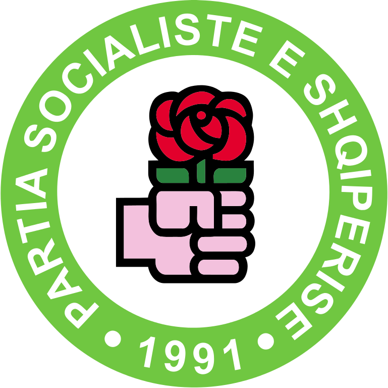 File:Socialist Party of Albania logo.svg - Wikipedia, the free ...