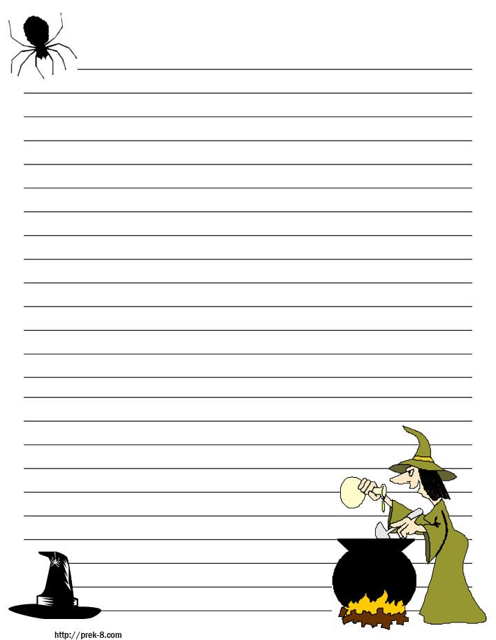 Fancy writing paper