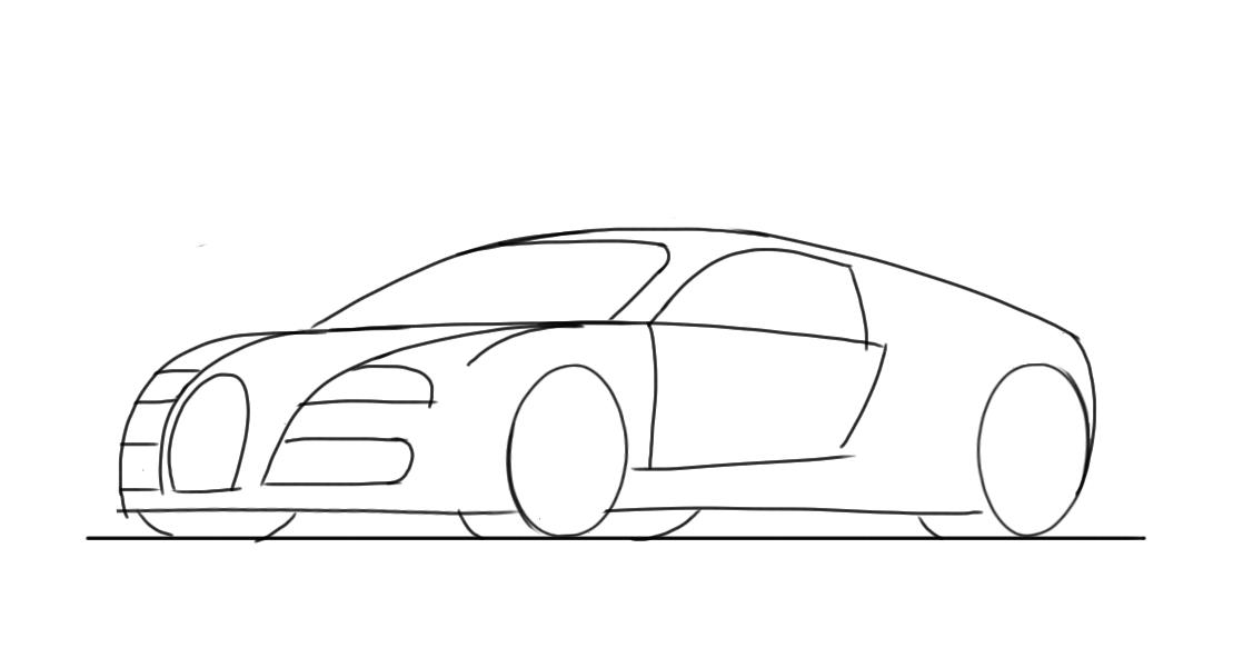 Easy Cars To Draw For Kids Jpg Cliparts Co