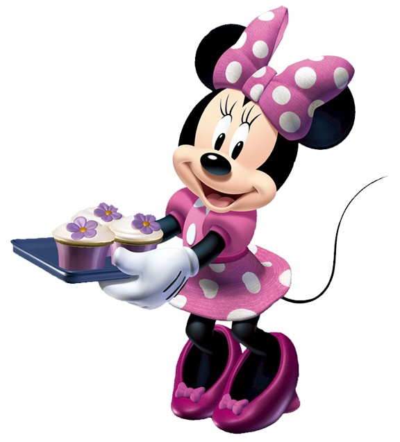 Clipart Panda Minnie Mouse